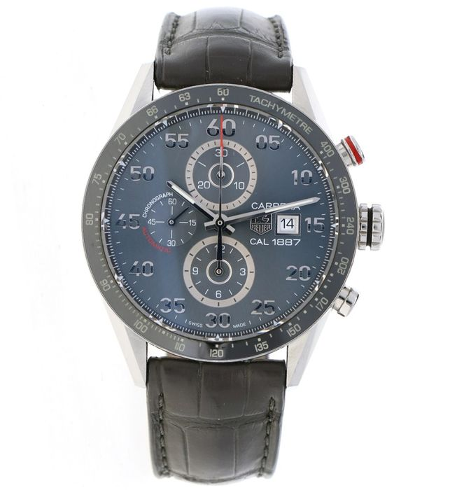 TAG Heuer - Carrera - CAR2A11-1 - Men - 2011-present