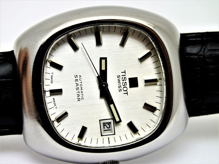 Tissot - Seastar automatic - Men - 1978