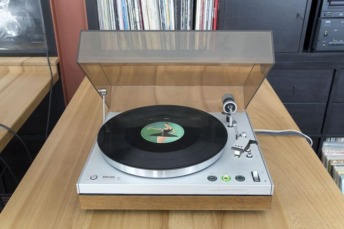 Philips - GA212 - Turntable