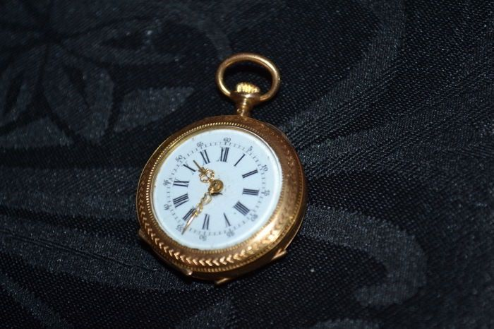 Montre a gousset - NO RESERVE PRICE  - Women - 1850-1900