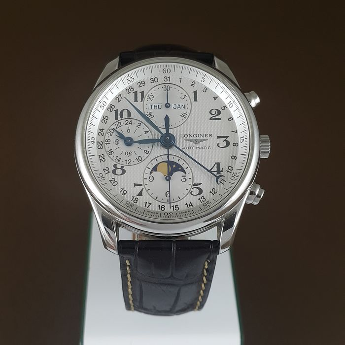 Longines - The Master Collection - L2.673.4 - Férfi - 2000-2010