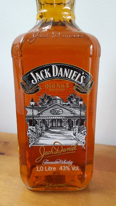 Jack Daniel's Scenes from Lynchburg number 7 - 1.0 Litre