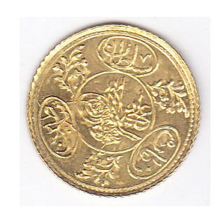 Turkey - hayriye Altin 1223/21 - Gold