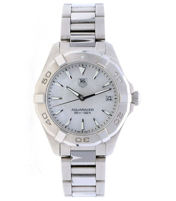 TAG Heuer - Aquaracer - Mother of Pearl - WAY1312 - Dames - 2011-heden