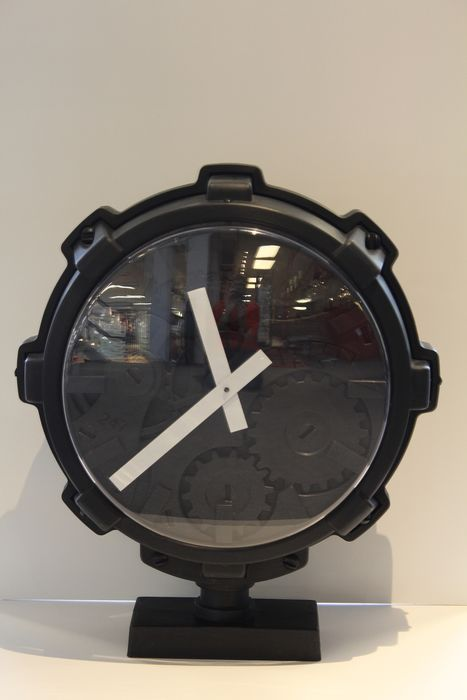 MAL furniture - Clock - wandklok stereo