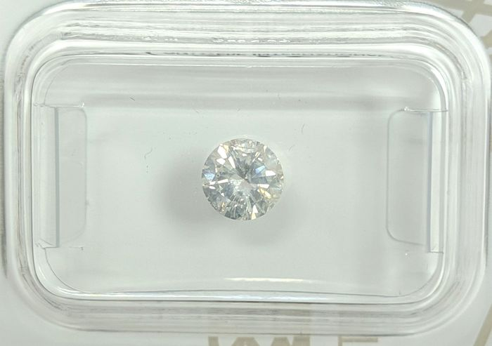 Diamond - 0.54 ct - Brilliant - G - SI2, No Reserve Price