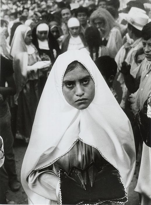 Michael Putnam (XX)/NYT Pictures - Mexico's Annual Passion Play, 1976