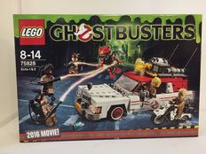 LEGO - Ghostbusters - 75828 - Bil Ghostbusters Ecto- 1 &2