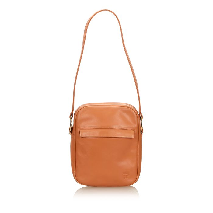 Mcm - Leather Shoulder Bag Shoulder bag