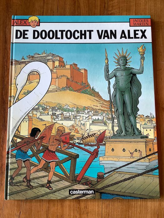 Alex - Complete serie - Softcover - Different editions