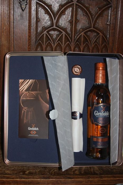 Glenfiddich 125th Anniversary Edition - Original bottling - 70cl