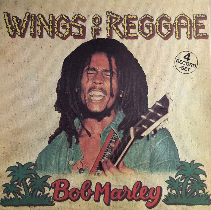 Bob Marley & the Wailers - Wings Of Reggae  - LP Box set - 1980/1980