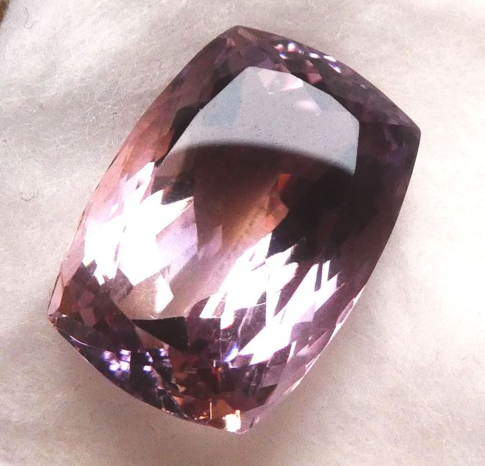Ametrine - No Reserve Price - 14.89 ct