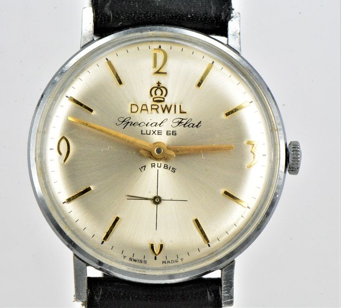 Darwil - Special Flat Luxe 66  - Uomo - 1960-1969
