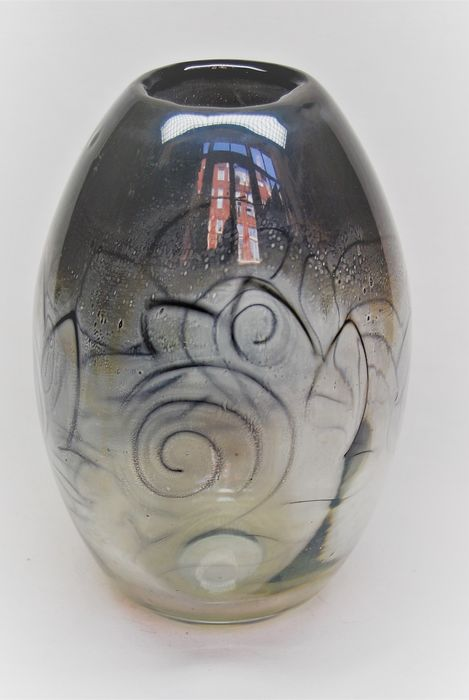 A.D. Copier - Leerdam - Vase (1) - Glass