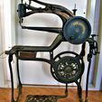 Antique & Decorative Sewing Machine Auction