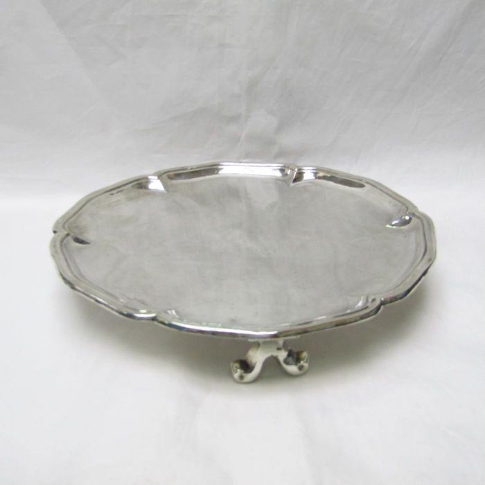 Centerpiece - .925 silver - 750 gr. - Spain - Early 19th century