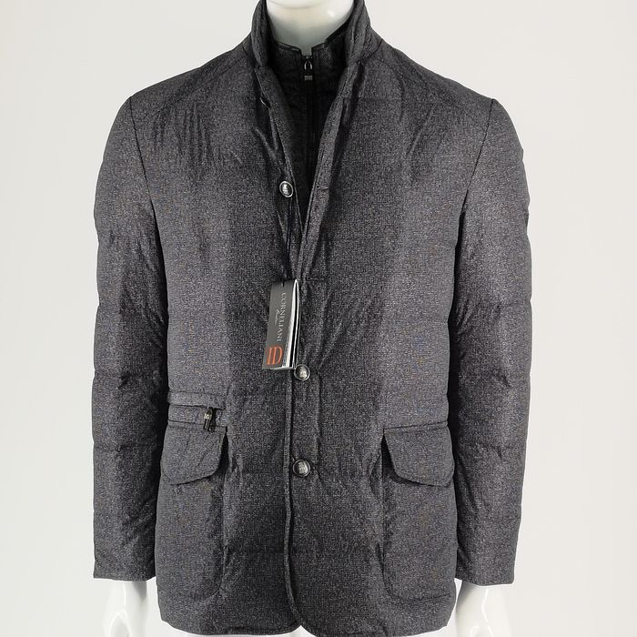 Corneliani - Down jacket, Jacket - Size: EU 46 (IT 50 - ES/FR 46 - DE/NL 44)