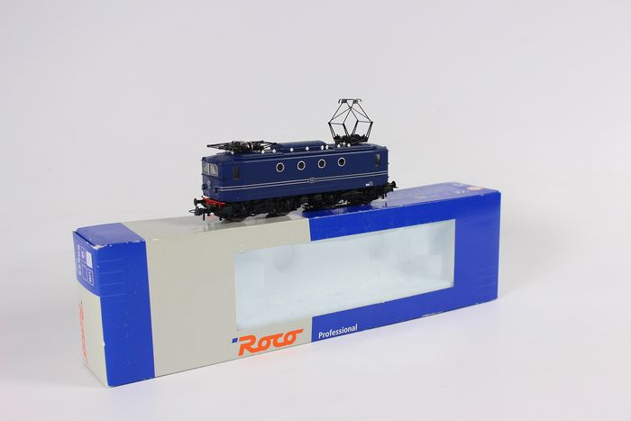 Roco H0 - 69655 - Electric locomotive - Series 1100 - NS