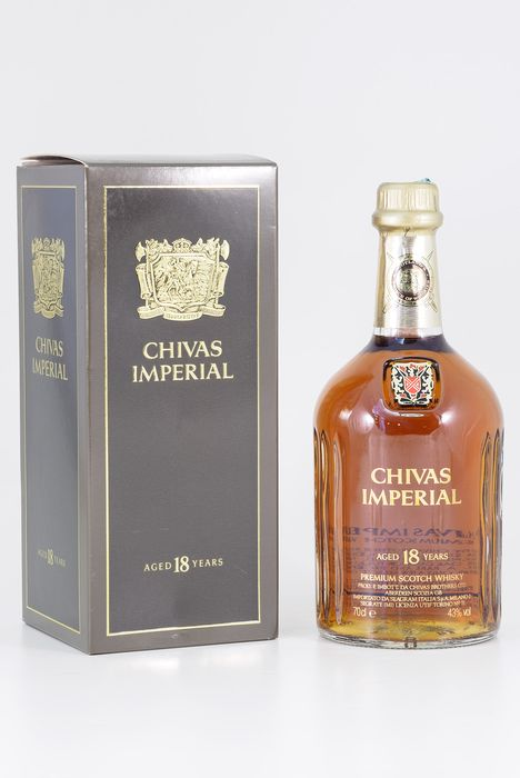 Chivas Imperial 18 years old - Official bottling - b. 1990s - 70cl