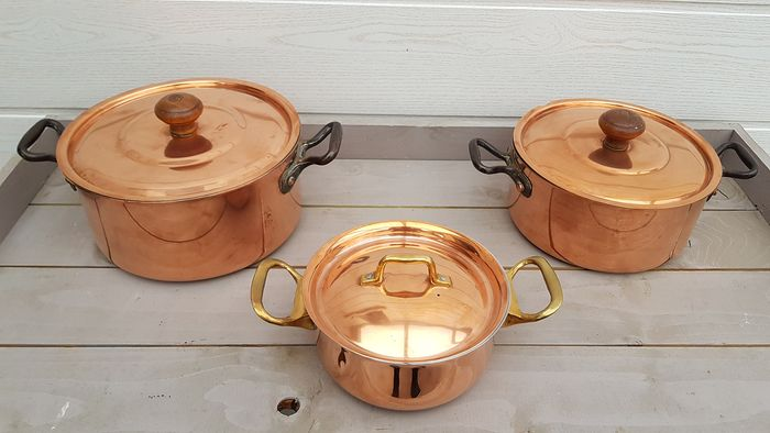 casserole or anything (5) - Copper