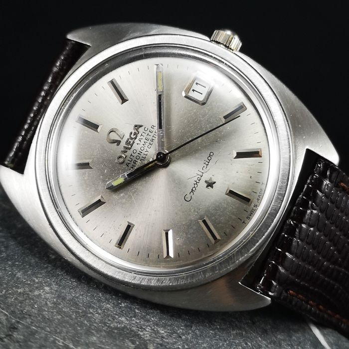 Omega - Constellation Constellation *Automatic Chronometer Officially Certified* - 168.017 SP - Men - 1960-1969