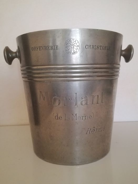 Christofle silver champagne bucket - Silverplate