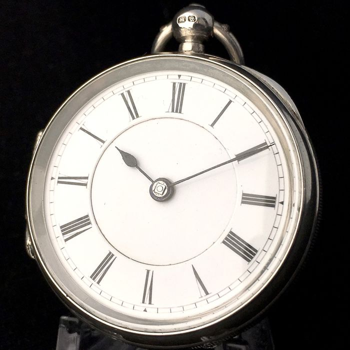 Fusee Pocket watch - Unisex - 1894