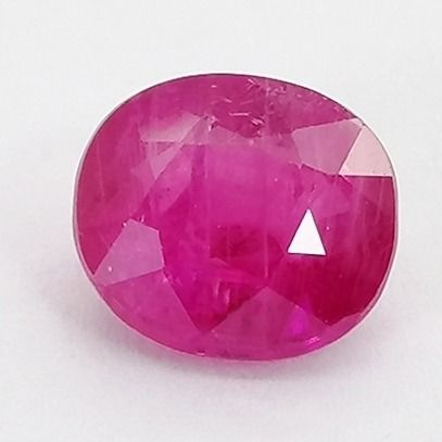 No Reserve Price - Ruby - 1.23 ct