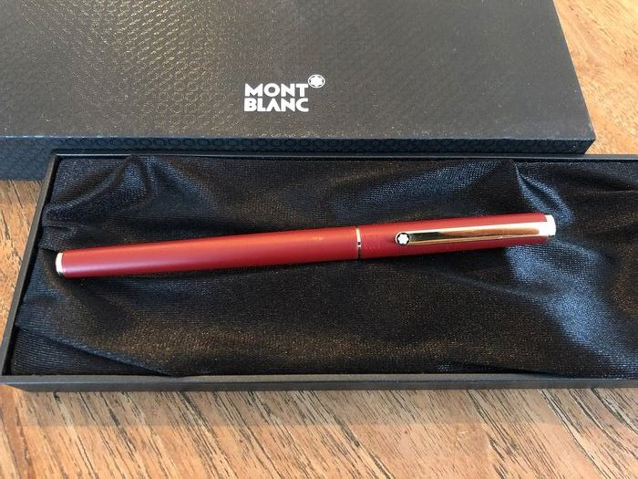 Montblanc - Noblesse Bordeaux fountain pen