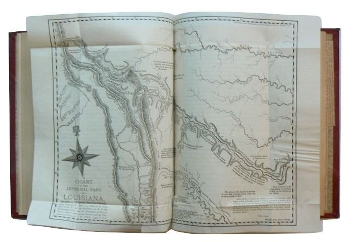 Zebulon Montgomery Pike - Exploratory travels through the Western territories of North America: comprising a voyage from ... - 1889