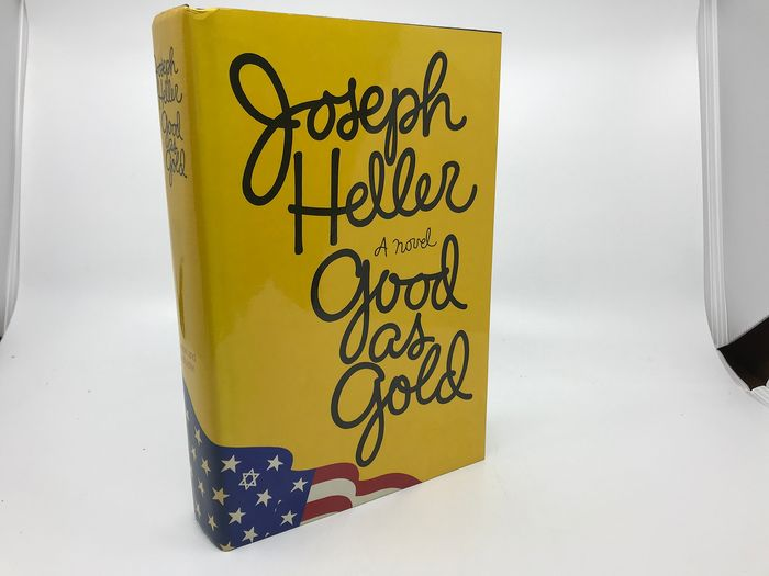 Joseph Heller - Good as Gold (signed first edition) - 1979