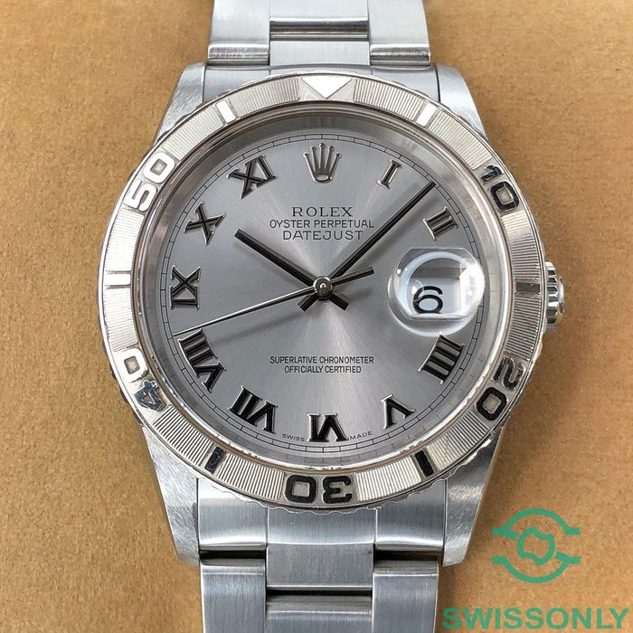 Rolex - Datejust Turn-O-Graph Thunderbird - 16264 - Herren - 2000-2010
