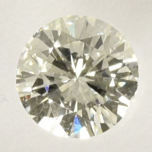 Diamant - 0.63 ct - Rund - G - VS2