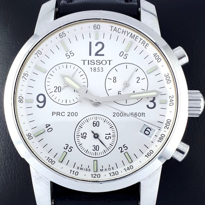 "Tissot - PRC 200 T461 Chronograph - ""NO RESERVE PRICE"" - Homme - 2011-aujourd'hui"