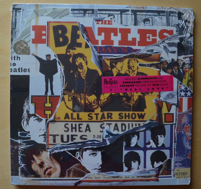 Beatles - Anthology 2  - Album 3xLP (triplo) - 1996