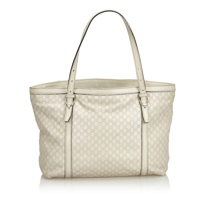 Gucci - Microguccissima Leather Nice Tote Bag Tragetasche