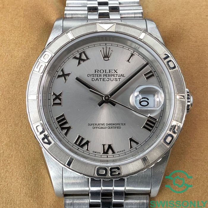 Rolex - Datejust Turn-O-Graph Thunderbird - 16264 - Homme - 2000-2010