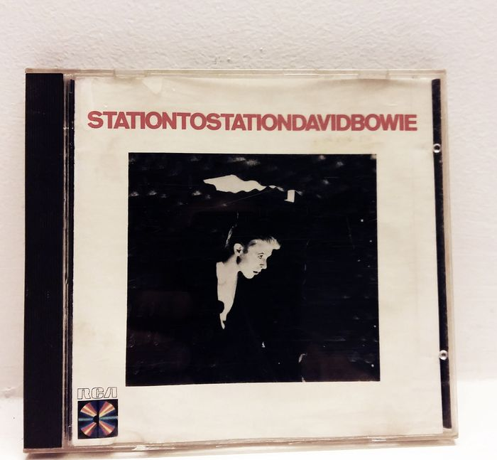 David Bowie - Station to Station - CD - 1984