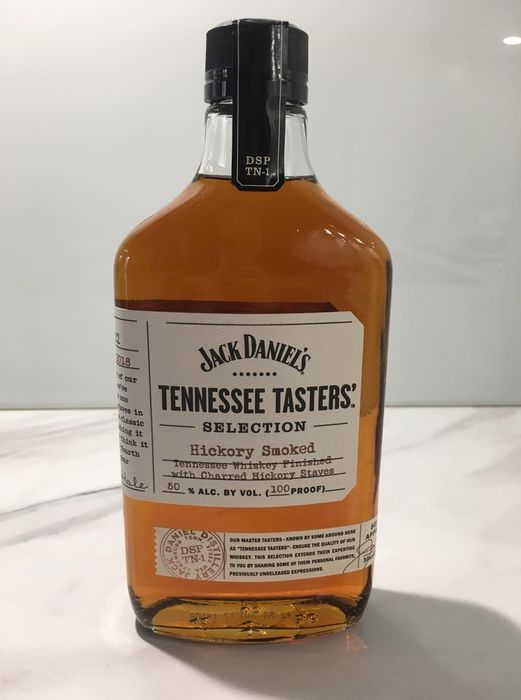Jack Daniel's Tennessee Tasters Selection - Hickory Smoked - 375 ml
