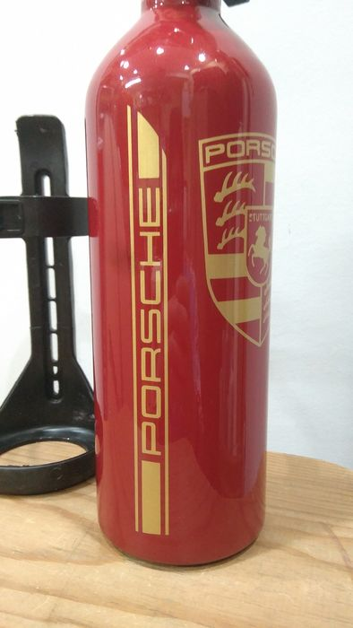 Extinguisher - PORSCHE RETRO Design - 2019
