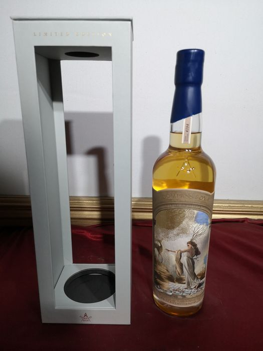 Compass Box Myths & Legend 1 - 0.7 Ltr