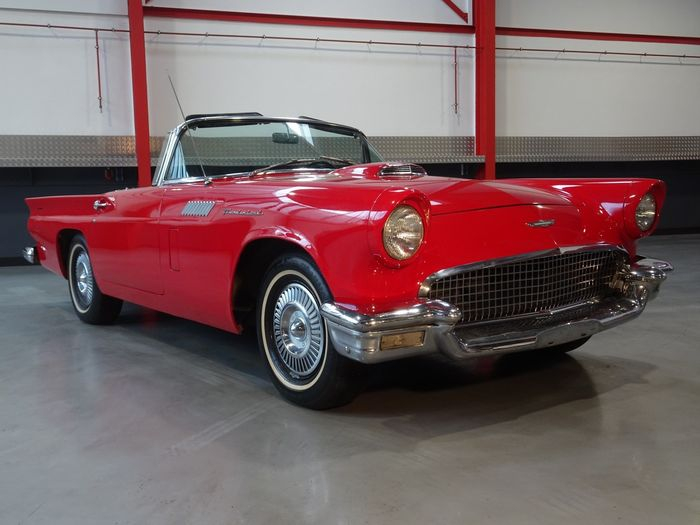 Ford - Thunderbird C Code 292CI Convertible - NO RESERVE - 1957