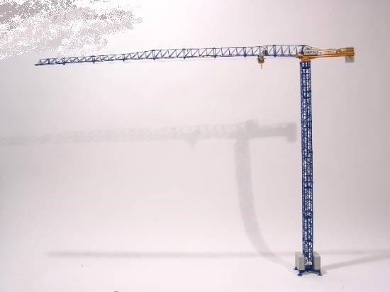 "Ros H0 - 000049 - Scenery - Construction crane ""Raimondi"""