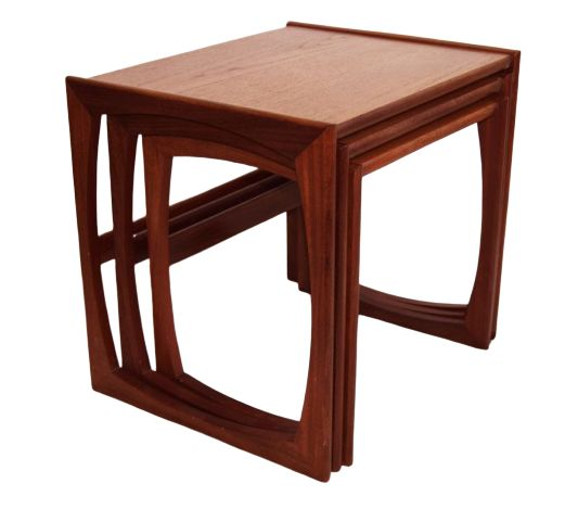 Victor Wilkins - G Plan - Nesting tables - Contemporary