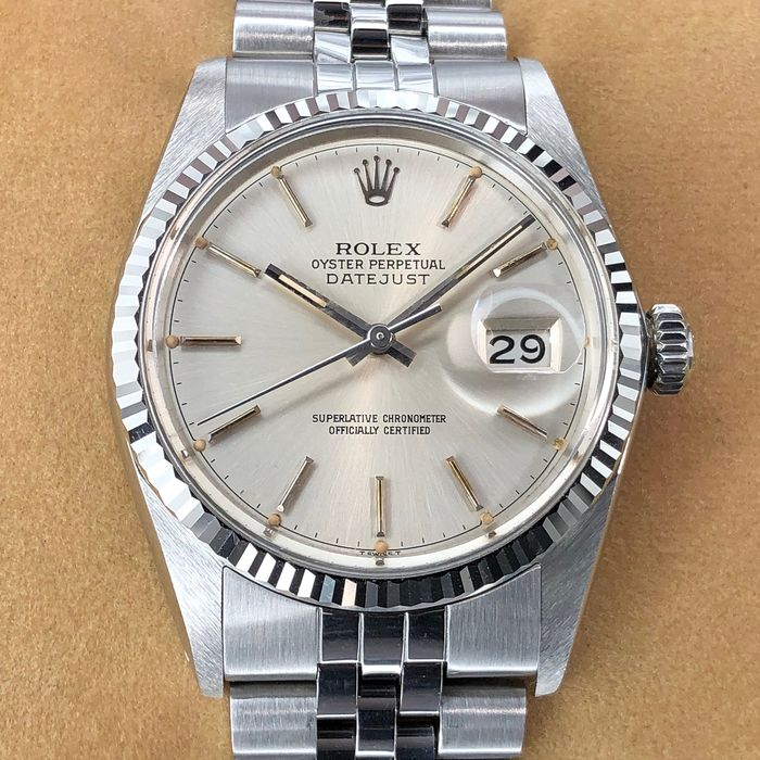 Rolex - Datejust - 16014 - Heren - 1970-1979