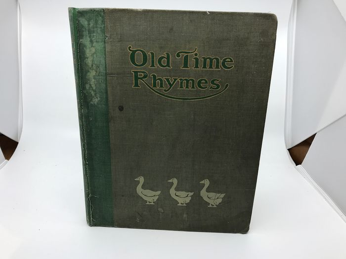 Frank Adams - Old Time Rhymes - 1915