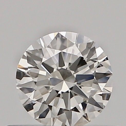 1 pcs Diamant - 0.30 ct - Rond - F - IF (intern zuiver), ***no reserve***