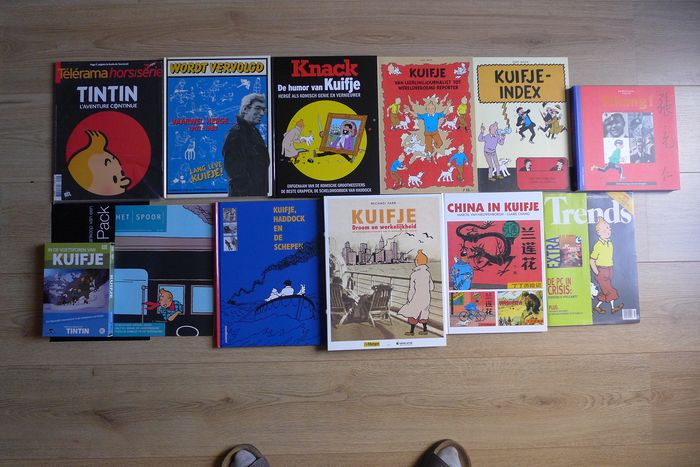 Kuifje - Diverse titels - zie omschrijving - Different editions - (1979/2014)