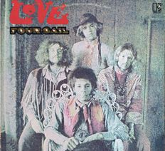 Love (Arthur Lee) - Four Sail - LP Album - 1969